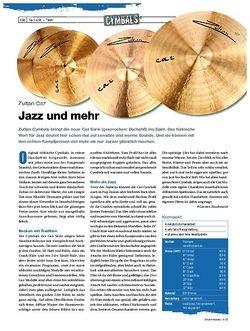 Drumheads Zultan Caz Serie