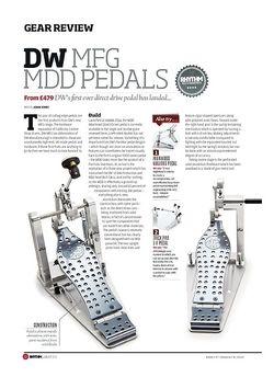 Rhythm DW Direct Drive Pedals