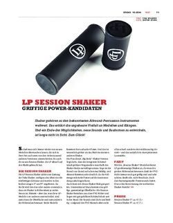 Sticks LP Session Shaker