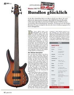 Guitar Ibanez SRF705