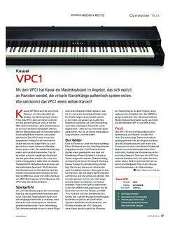 KEYS Kawai VPC1