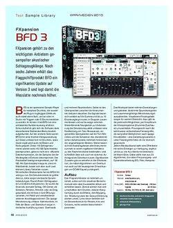 KEYS FXpansion BFD 3