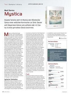 KEYS Best Service Mystica