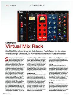 KEYS Slate Digital Virtual Mix Rack
