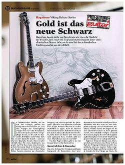Guitar Hagstrom Viking Deluxe Series