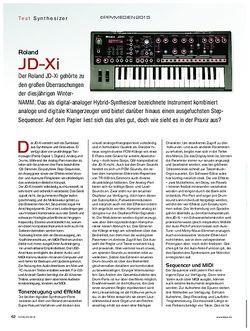 KEYS Roland JD-Xi