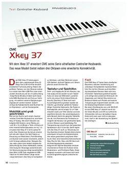 Keys CME Xkey 37