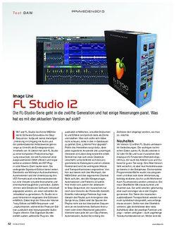 KEYS Image Line FL Studio 12