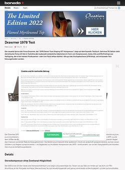 Bonedo.de Drawmer 1978