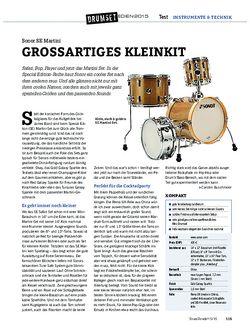 Drumheads Sonor SE Martini