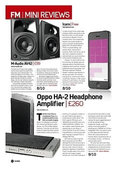 Future Music M-Audio AV42