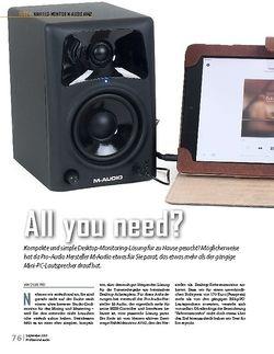 Professional Audio M-AUDIO AV42
