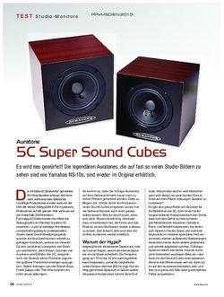 KEYS Auratone 5C Super Sound Cubes