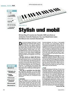 tastenwelt CME Xkey 37