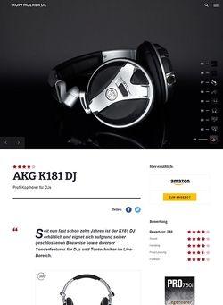 Kopfhoerer.de AKG K-181-DJ