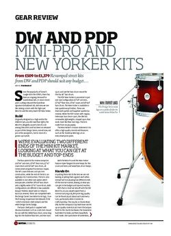 Rhythm PDP New Yorker
