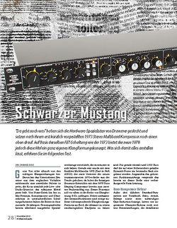 Professional Audio Drawmer 1978