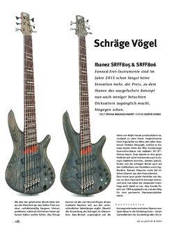 Gitarre & Bass phil bach