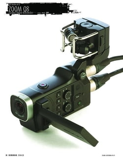 Sound & Recording Zoom Q8 - Audio/Video-Recorder