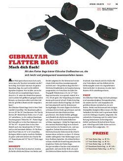 Sticks Gibraltar Flatter Bags