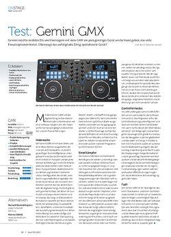 Beat Gemini GMX