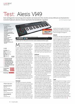 Beat Alesis VI49