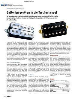 Guitar gear Tonabnehmer - DiMarzio D-Activator DP219 & DP220