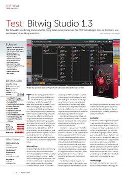 Beat Bitwig Studio 1.3