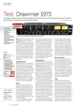 Beat Drawmer 1973