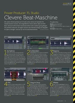 Beat FL Studio - Clevere Beat-Maschine