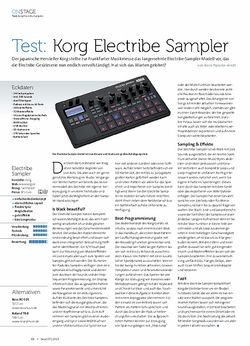 Beat Korg Electribe Sampler