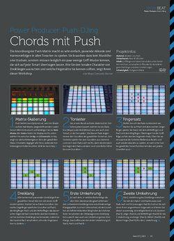Beat Push-DJing - Chords mit Push
