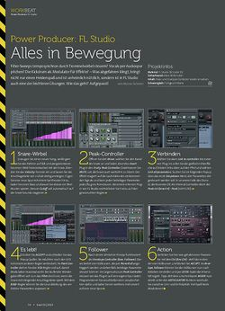 Beat FL Studio - Alles in Bewegung