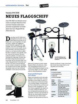 DrumHeads Yamaha DTX 582K