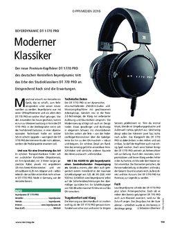 Recording Magazin Beyerdynamic DT 1770 PRO