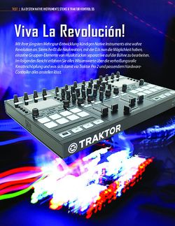 Professional Audio Native Instruments Traktor Kontrol S5