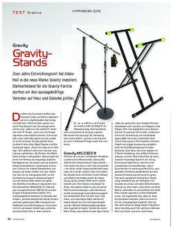 KEYS Gravity-Stands