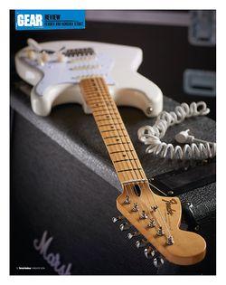 Total Guitar Fender Jimi Hendrix Stratocaster