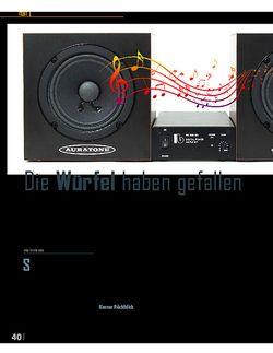 Professional Audio Auratone 5C Super Sound Cube