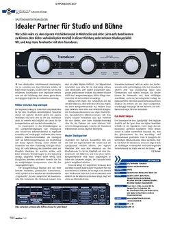 Guitar Recording - SPL/Tonehunter Transducer