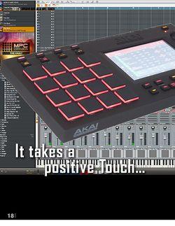 Professional Audio Akai MPC Touch
