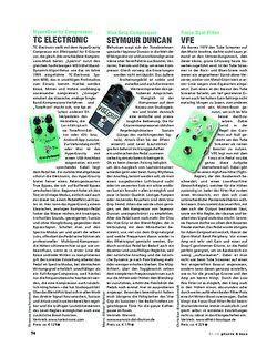 Gitarre & Bass Seymour Duncan Vise Grip Compressor