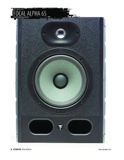 Sound & Recording Focal Alpha 65 - Nahfeldmonitor