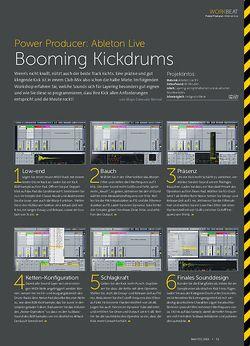 Beat Power Producer: Booming Kickdrums