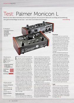 Beat Palmer Monicon L