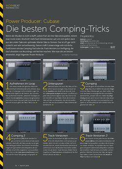 Beat Power Producer: Die besten Comping-Tricks