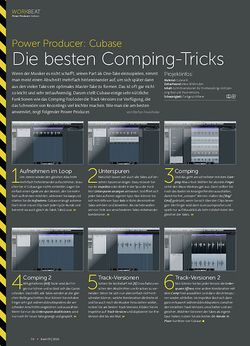 Beat Power Producer: Die besten Comping-Tricks