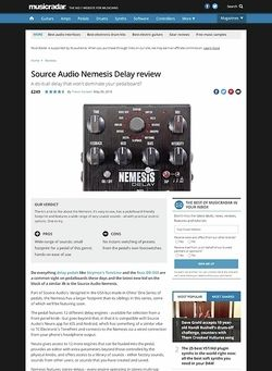 MusicRadar.com Source Audio Nemesis