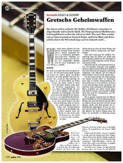 guitar Gretsch G2622 & G2420T