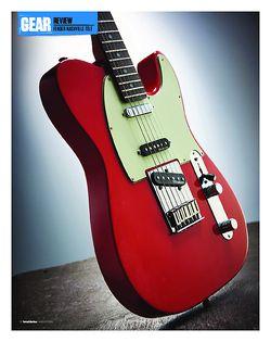 Total Guitar Fender Deluxe Nashville Telecaster